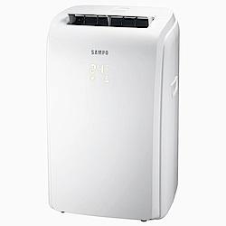 SAMPO 聲寶3-5定頻移動式空調AH-PC122A