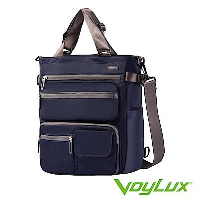VoyLux 伯勒仕-VEGO系列-四用托特包-3580119藍色
