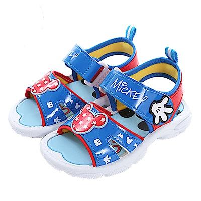 迪士尼米奇涼鞋 sk0461 魔法Baby