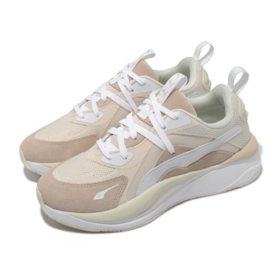 Puma 休閒鞋 RS-Curve Tones 女鞋 老爹鞋 厚底 微增高 修飾腿型 穿搭 米 白 37578301