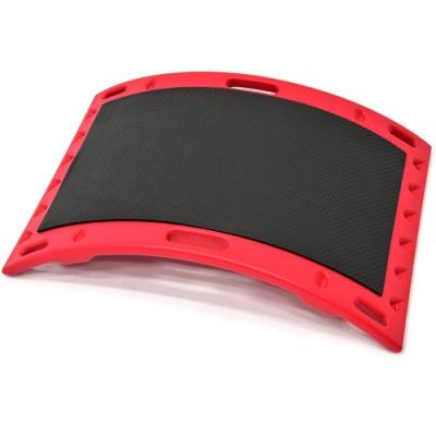 雙面用加大弧形韻律踏板 有氧階梯踏板-(快)