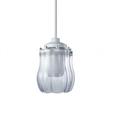 VENTO芬朵 42吋燈扇 FIORE花朵系列 白色本體 透明葉片 不含安裝