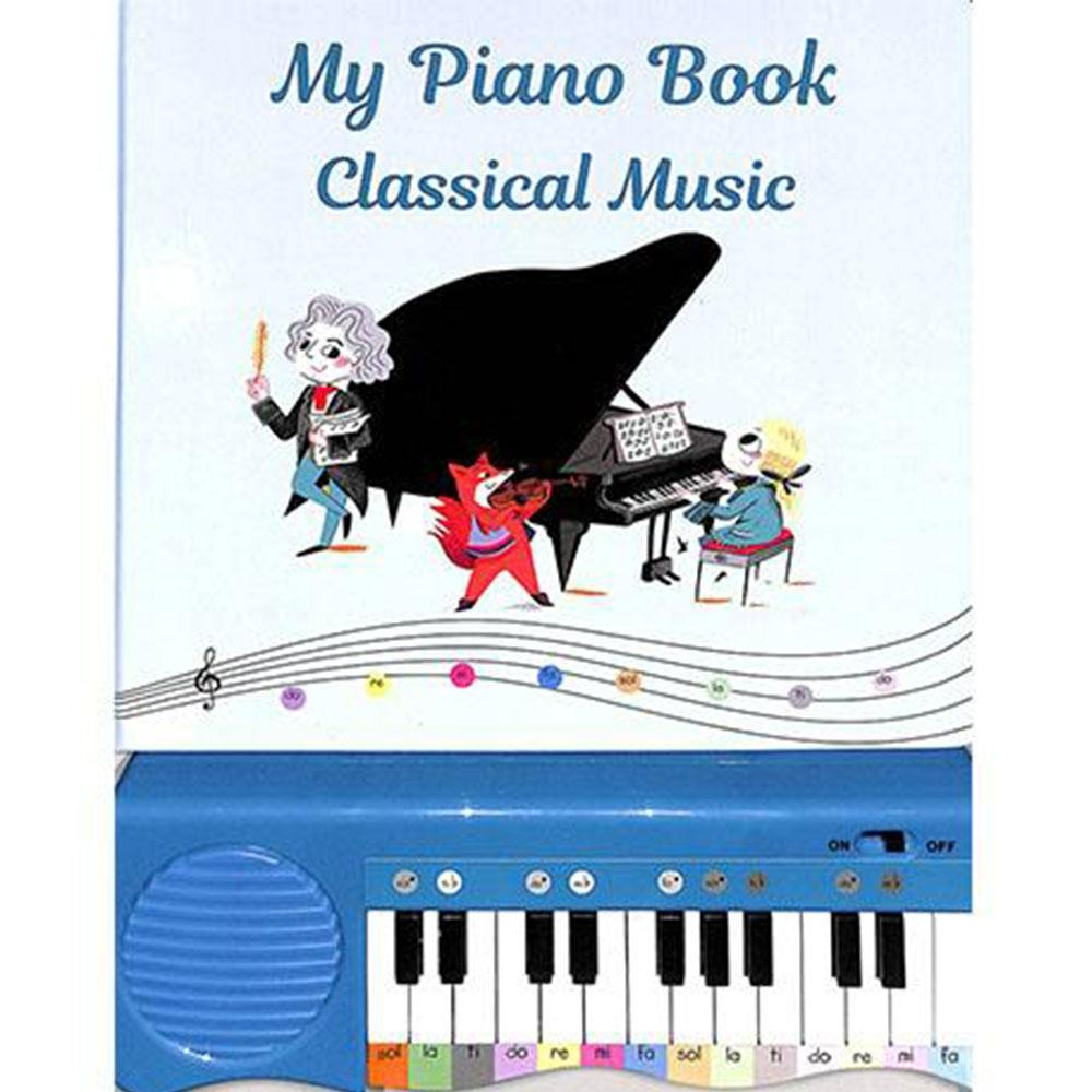 My Piano Book:Classical Music 我的鋼琴音樂書:古典音樂
