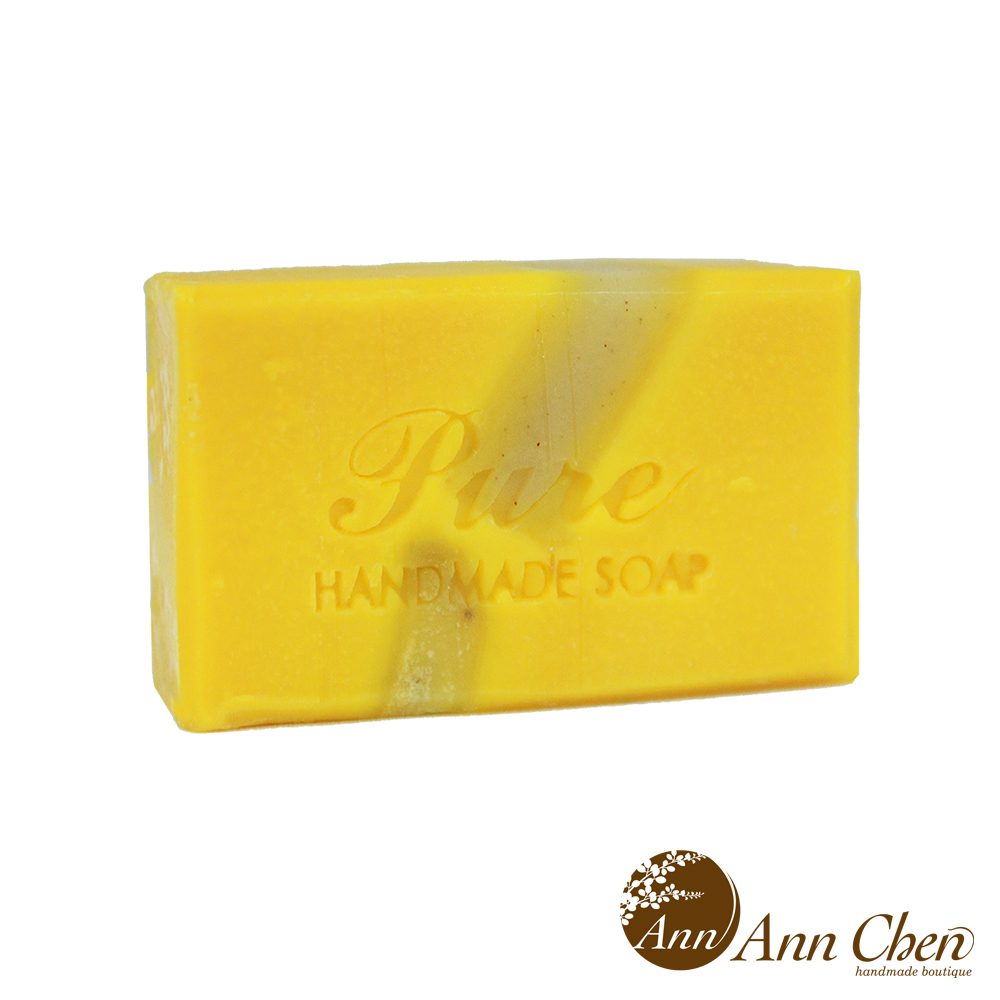 陳怡安手工皂-複方精油手工皂  甜蜜香橙110g