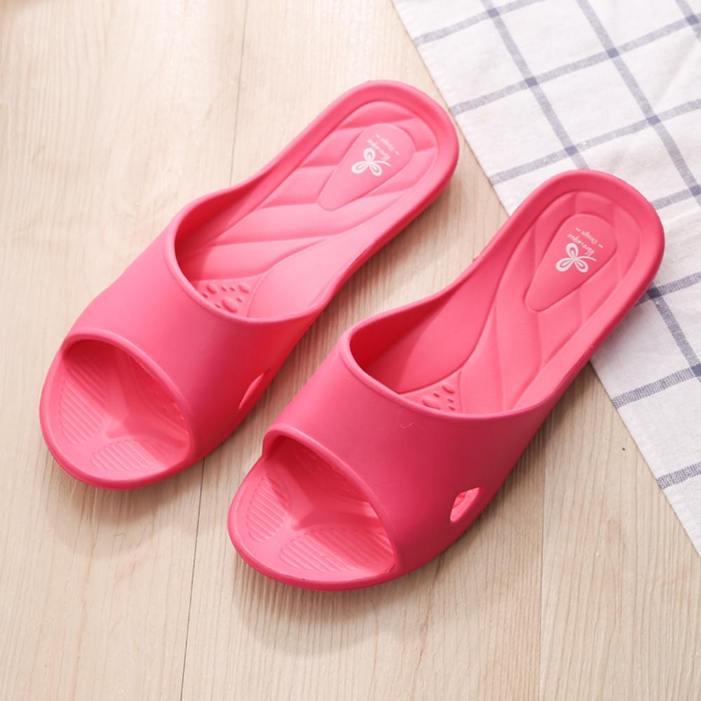 休閒拖鞋系列-舒適便利室內拖鞋-2入 product image 1