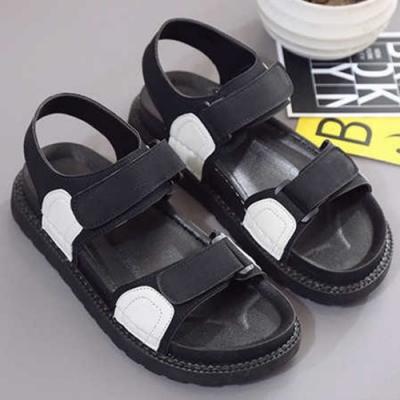 KEITH-WILL時尚鞋館 獨家價美型運動涼鞋-米