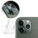 一體成型 iPhone 11 Pro Max 6.5吋 全包覆9H頂級鋼化玻璃膜 鏡頭貼 product thumbnail 1