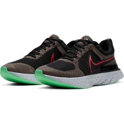 NIKE 慢跑鞋 緩震 訓練 健身 運動鞋 男鞋 黑 CT2357-200 React Infinity Run