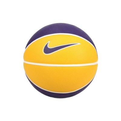 NIKE LEBRON SKILLS 3號籃球-室內外 訓練 運動 N000314472803 黃紫