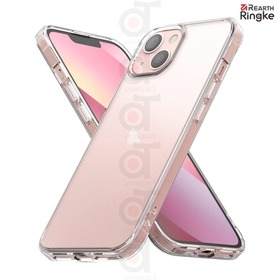 【Ringke】iPhone 13 mini 5.4吋 Fusion Matte 霧面抗指紋防撞手機保護殼