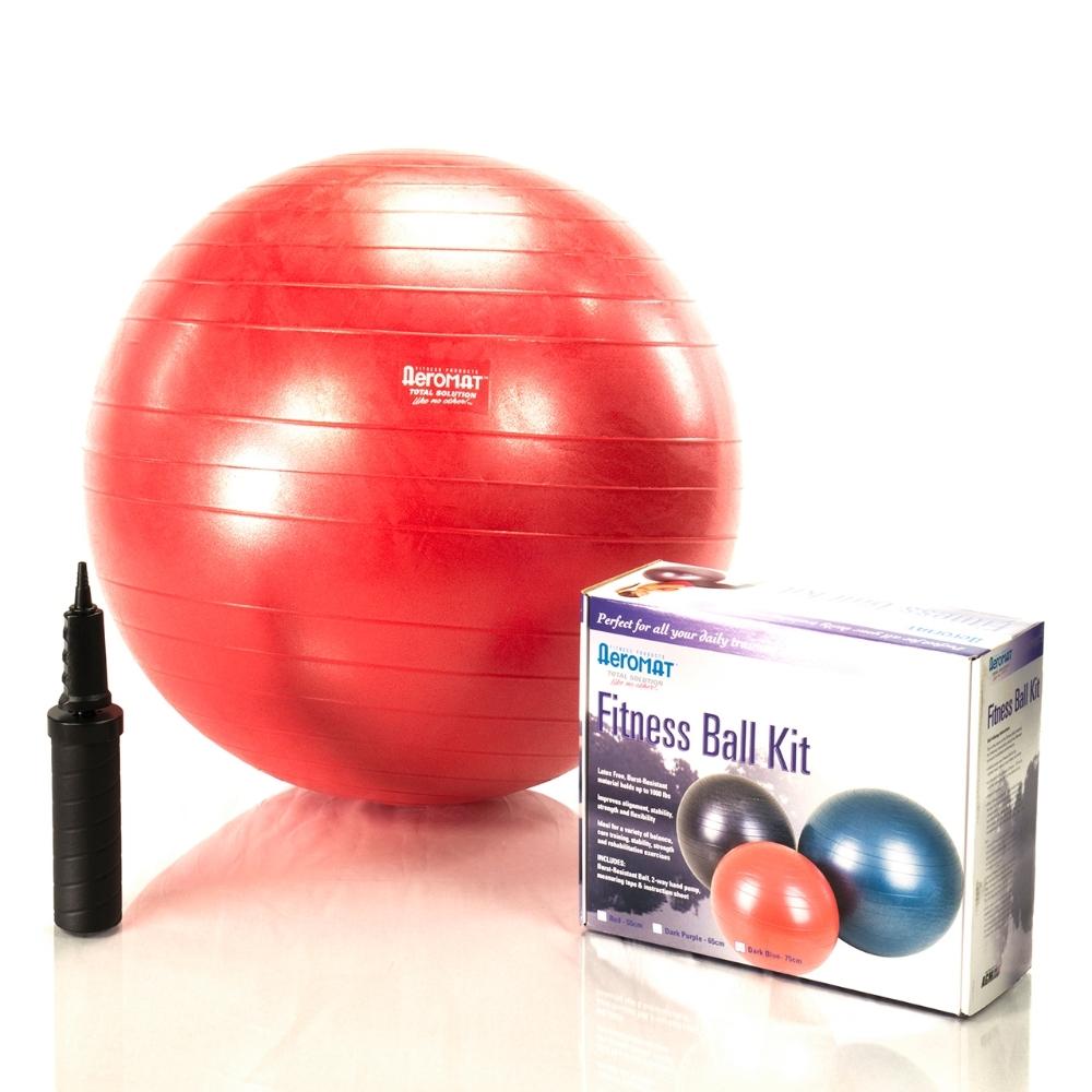 美國【Aeromat】健身球組-65cm