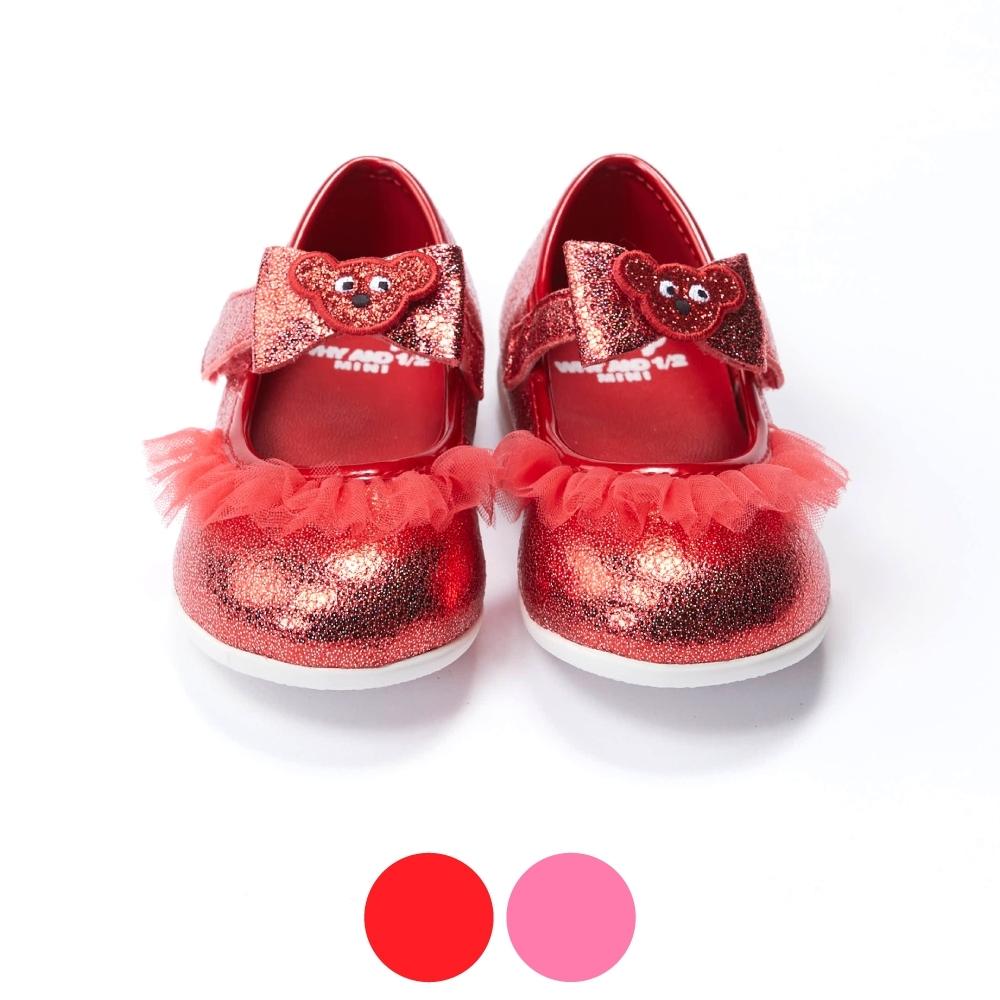 WHY AND 1/2 mini 亮皮娃娃鞋 多色可選