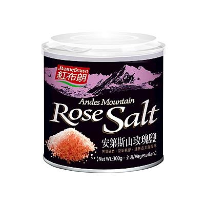 紅布朗 安第斯山玫瑰鹽(300g)