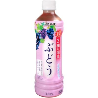 伊藤園 葡萄飲料(500g)