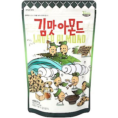 GILIM 海苔風味杏仁  (210g)
