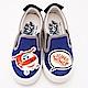 SUPER WINGS 不對稱休閒帆布鞋款 EI3660藍(中小童段) product thumbnail 1