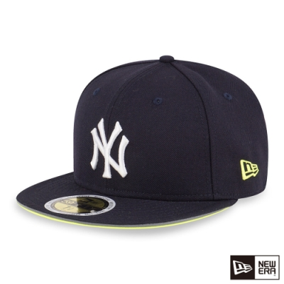 NEW ERA 59FIFTY 5950 戶外工業風 洋基 深藍 棒球帽