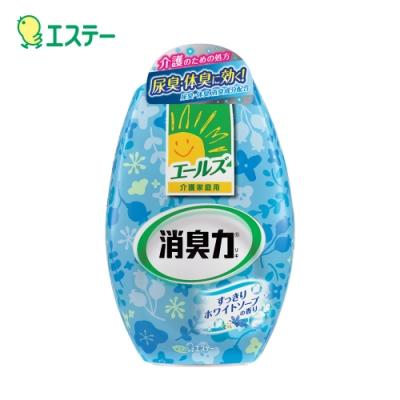 ST雞仔牌 部屋消臭力-抗尿味體臭/潔淨皂香400ml