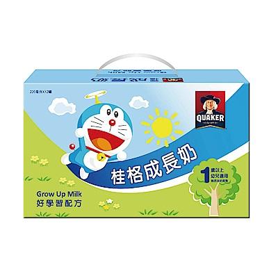桂格 成長奶 好學習配方 (220mlx12罐)