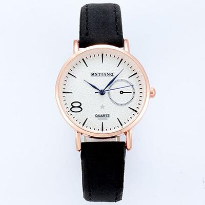 Watch-123 澄澈之眼-裝飾錶盤日常搭配手錶