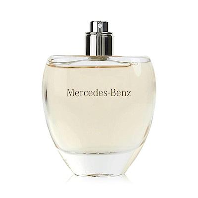 Mercedes Benz 賓士白色浪漫女性淡香精 90ml tester