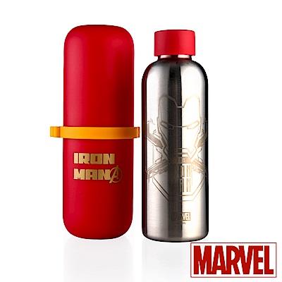 Marvel漫威 鋼鐵人#304不鏽鋼隨身保溫杯350ml(快)