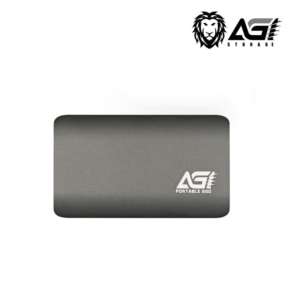 AGI 亞奇雷 512GB 外接SSD 攜帶式固態硬碟