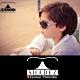 【瑞士SHADEZ】兒童太陽眼鏡 黑色賽車 3-7歲 product thumbnail 1