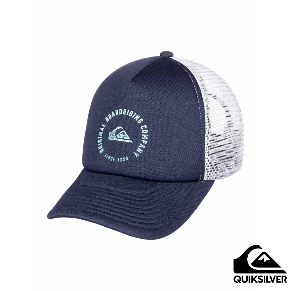 【QUIKSILVER】 BEAST MODEL 棒球帽 海軍藍
