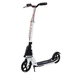 Globber 哥輪步 成人滑板車-白色