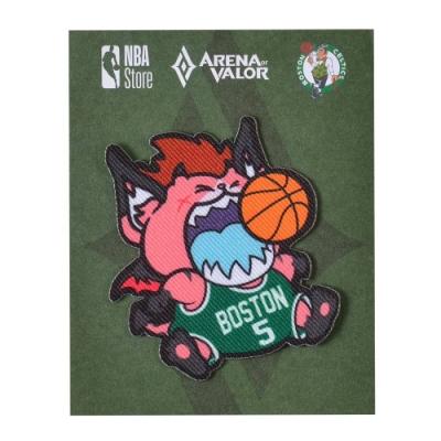 NBA Store x 傳說對決聯名貼布章 塞爾提克隊