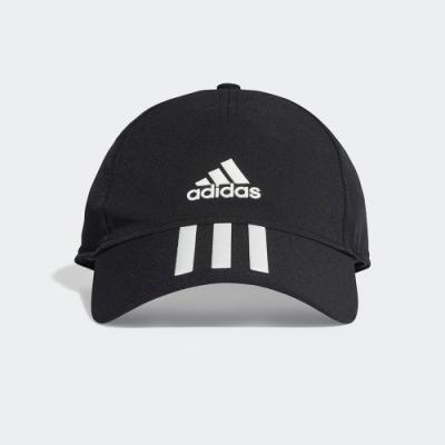 ADIDAS 休閒 運動 老帽 棒球帽 黑 FK0882 AEROREADY 4ATHLTS BASEBALL CAP