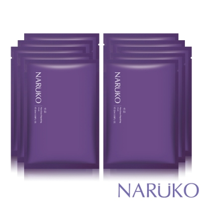 NARUKO 牛爾【任2件5折起】水仙DNA奇蹟修護面膜 10入