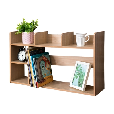 保吉 MIT桌上型收納架置物架 書架 三色可選