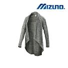 Mizuno 美津濃 女瑜珈罩衫 灰 K2TC920505