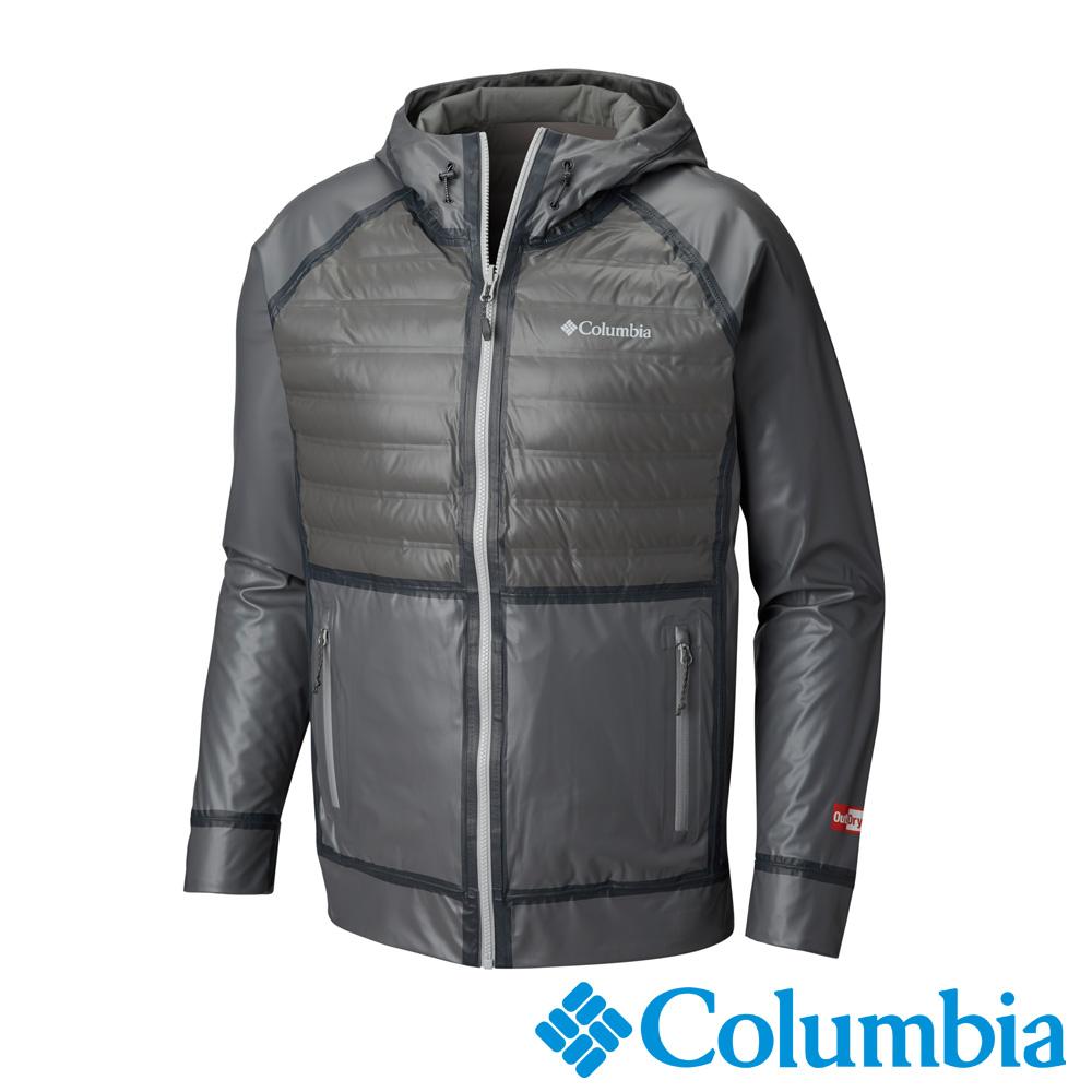 Columbia 哥倫比亞 男款-Outdry防水雙面外套-UWO12390