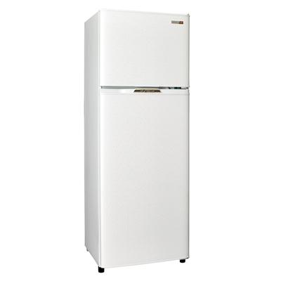 福利品 SAMPO聲寶 250L 4級定頻2門電冰箱 SR-L25G(W2) 典雅白