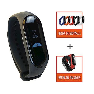 小米手環3 繁體中文版+腕帶+保貼