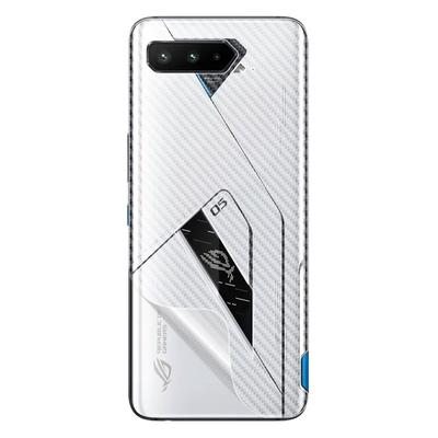 o-one大螢膜PRO ASUS ROG Phone 5 Ultimate ZS673KS 滿版全膠手機背面保護貼 手機保護貼