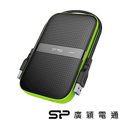 SP廣穎 A60 5TB 軍規防震 2.5吋外接硬碟