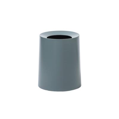 日本IDEACO 圓形家用垃圾桶-11.4L