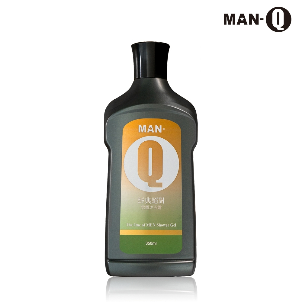 MAN-Q 經典絕對男香沐浴露(350ml)