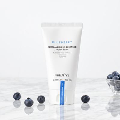 【Innisfree】藍莓PH5.5再平衡洗面乳