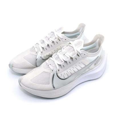 NIKE ZOOM 女慢跑鞋-BQ3203001 白