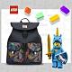 LEGO丹麥樂高積木背景背包-彩色 20132-1942 product thumbnail 1