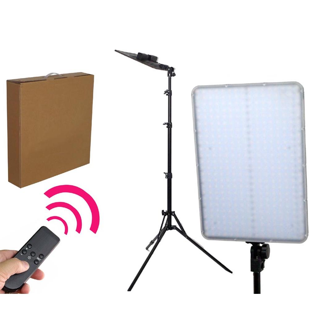 FotoOne LED480C平板燈外拍單燈組