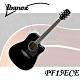 Ibanez PF15ECE 電木吉他/專業規格/絕佳音質/公司貨保固/ 黑色 product thumbnail 1