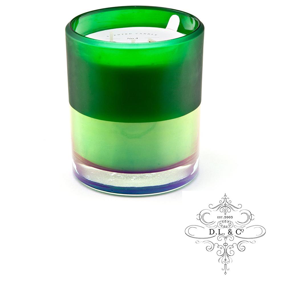 美國 D.L. & CO. 霓虹光瓶系列 蓊鬱雲杉 香氛禮盒 709g