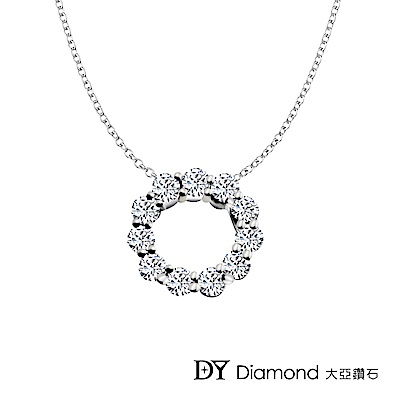 DY Diamond 大亞鑽石 18K金 璀璨時尚鑽墜