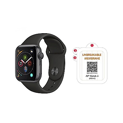 QinD Apple Watch (40mm) 金剛隱形膜